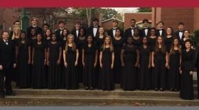 Woodward Academy Choir Brugge