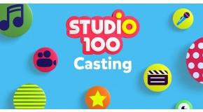 STUDIO 100 - casting jongeren voor dubbing