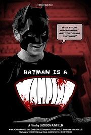 Batman is a Vampire