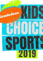 Nickelodeon Kids' Choice Sports 2019