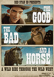 The Good the Bad and a Horse