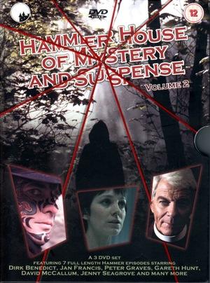 Дом тайн и подозрений студии Hammer