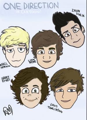 Приключения One Direction