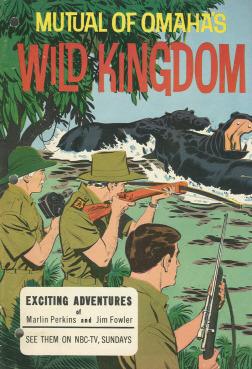 Mutual of Omaha's Wild Kingdom