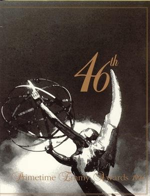 46-я церемония вручения прайм-тайм премии «Эмми»