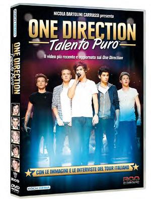 One Direction: Talento Puro