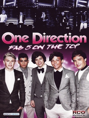 One Direction: Fab 5 On The Top