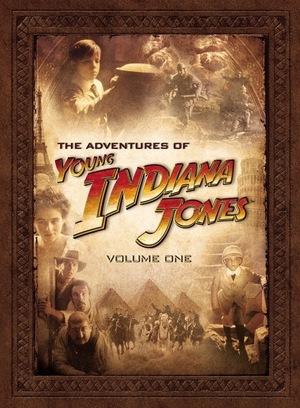 Приключения молодого Индианы Джонса: Оганга – повелитель жизни