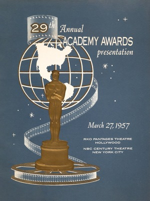 29-я церемония вручения премии «Оскар»