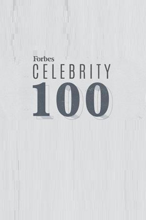 100 знаменитостей по версии Форбс: Кто сделал банк?
