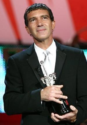 Награда Сан-Себастьян – Антонио Бандерас