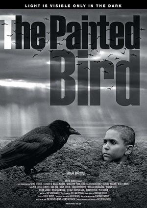 Пофарбоване пташеня