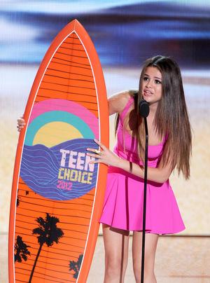 13-я ежегодная церемония вручения премии Teen Choice Awards 2012