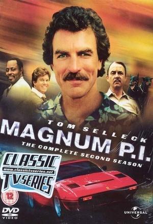Частный детектив Магнум