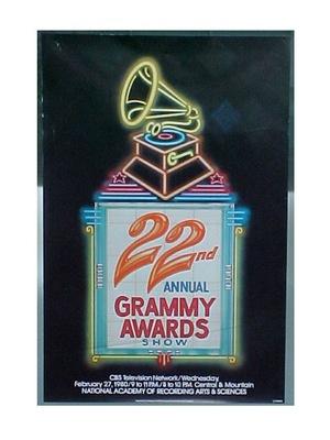 22-я церемония вручения премии «Грэмми»