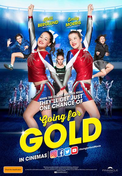 Вперед за золотом (2018)