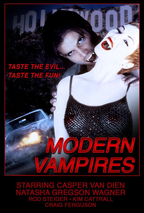 Сучасні вампіри