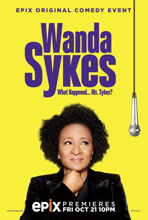 Wanda Sykes: What Happened... Ms. Sykes?