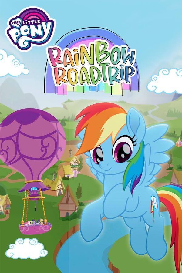 Мой маленький пони: Радужное путешествие