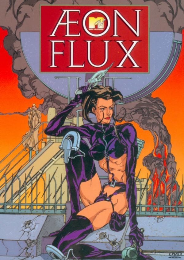 MTV Presents: The World of 'Æon Flux'