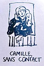 Camille sans contact