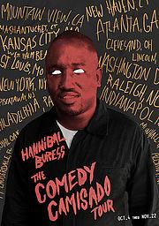 Хэннибал Бёресс: Комедийное нападение