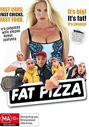 ЖЫрная пицца