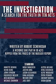 The Investigation: A Search for the Truth in Ten Acts
