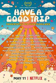 Хорошего путешествия: Приключения под психоделиками