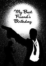 День народження мого найкращого друга