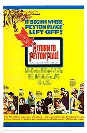 Возвращение в Пейтон Плейс