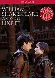 «As You Like It» at Shakespeare's Globe Theatre