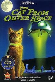 Кот из космоса