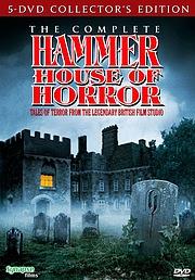 Дом ужасов студии Hammer