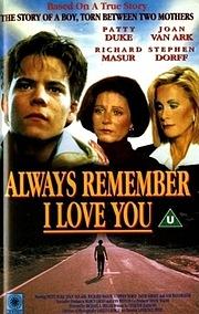 Всегда помни, что я люблю тебя