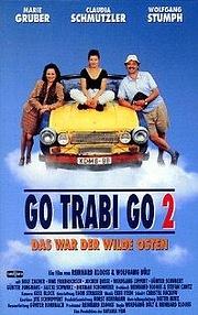 Вперед, Траби! 2