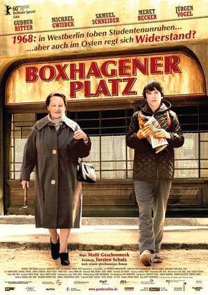 Берлин, Боксагенер платц