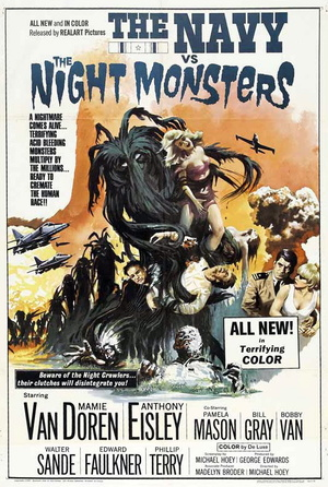 Флот против ночных чудовищ