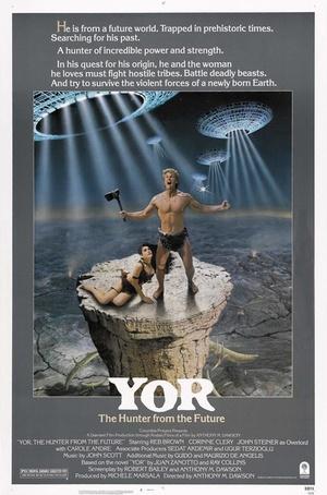 Йор, охотник будущего