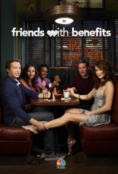 Сериал секс по дружбе friends with benefits
