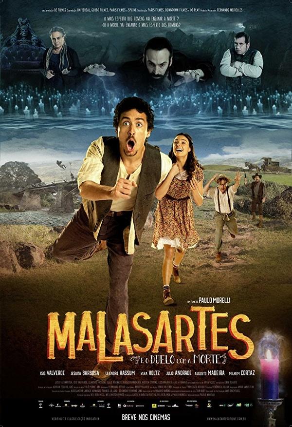 Маласартес и дуэль со смертью