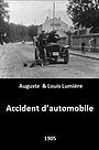 Accident d'automobile